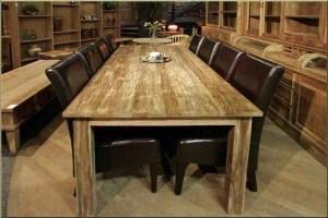 Teak Dining Table Furniture Manufacturer1
