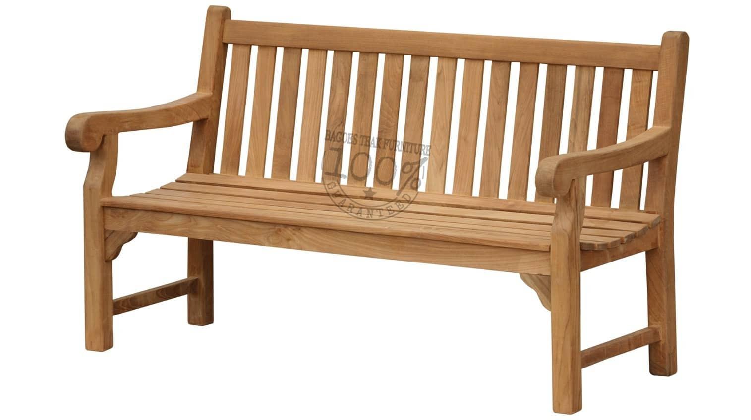 BEST Outdoor Teak Benches, Teak garden benches, patio teak benches ...