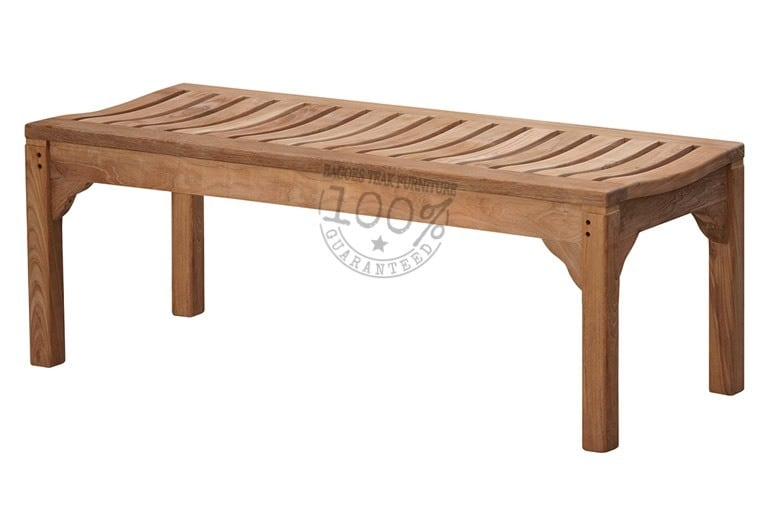 BB-056-MADISON-BACKLESS-TEAK-BENCH-120CM