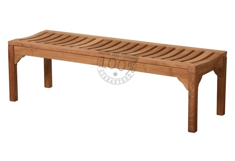 BB-057-MADISON-BACKLESS-TEAK-BENCH-150CM