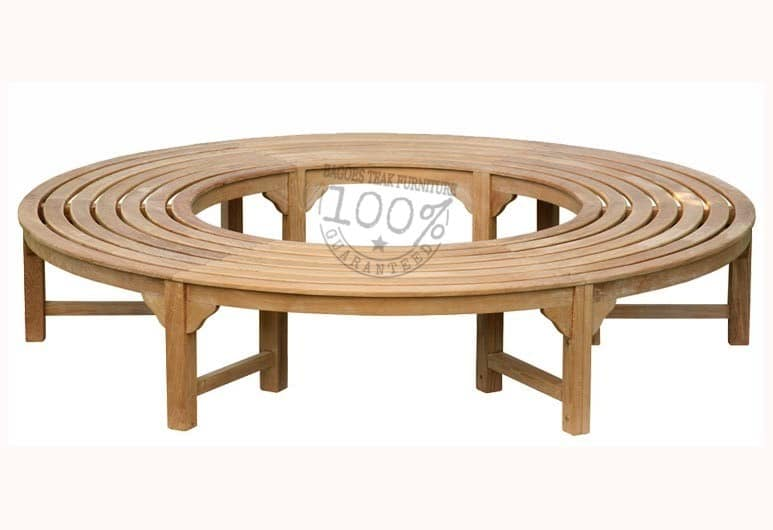 BB-070-BACKLESS-TREE-TEAK-BENCH