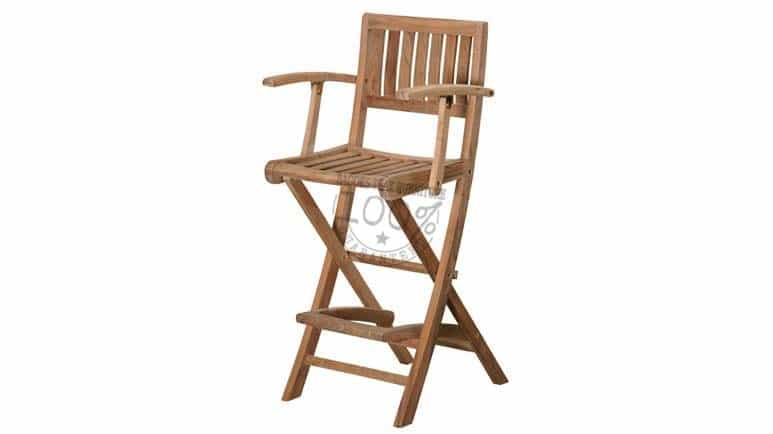 BC-010-TORAJA-FOLDING-BAR-ARM-TEAK-CHAIR
