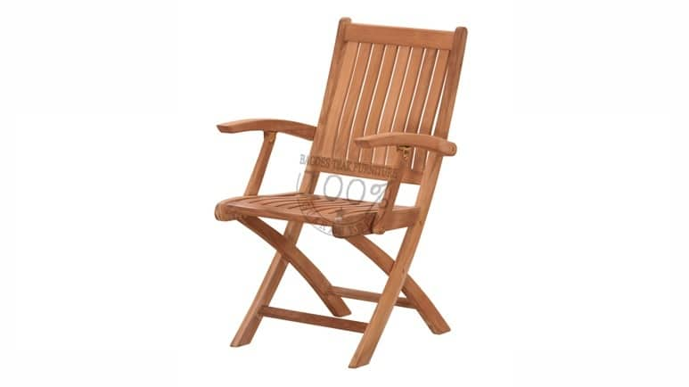 BC-028-KIFFA-FOLDING-ARM-TEAK-CHAIR-WIDE-SLAT