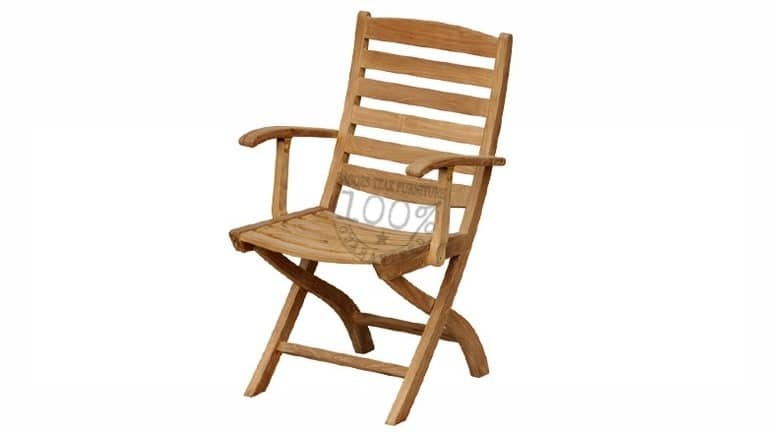 BC-030-MALUKU-FOLDING-ARM-TEAK-CHAIR