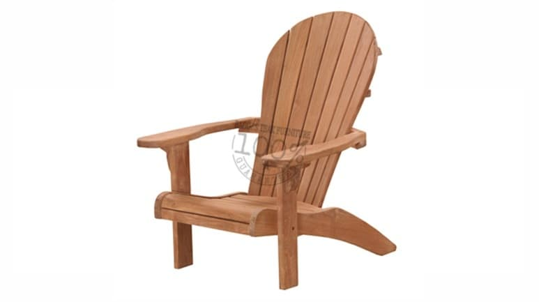 BC-042-NEW-ADIRONDACK-TEAK-CHAIR-HIGHBACK-WO-FOOTSTOOL