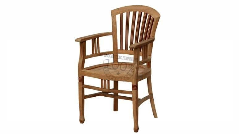 BC-045-BATAVIA-ARM-TEAK-CHAIR