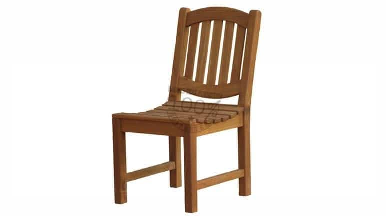 BC-073-OVAL-TEAK-CHAIR