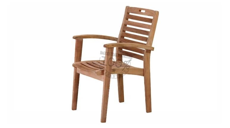 BC-076-RINJANI-STACKING-ARM-TEAK-CHAIR