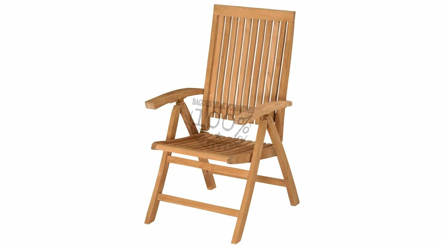 BC-099-MONACO-RECLINING-TEAK-CHAIR