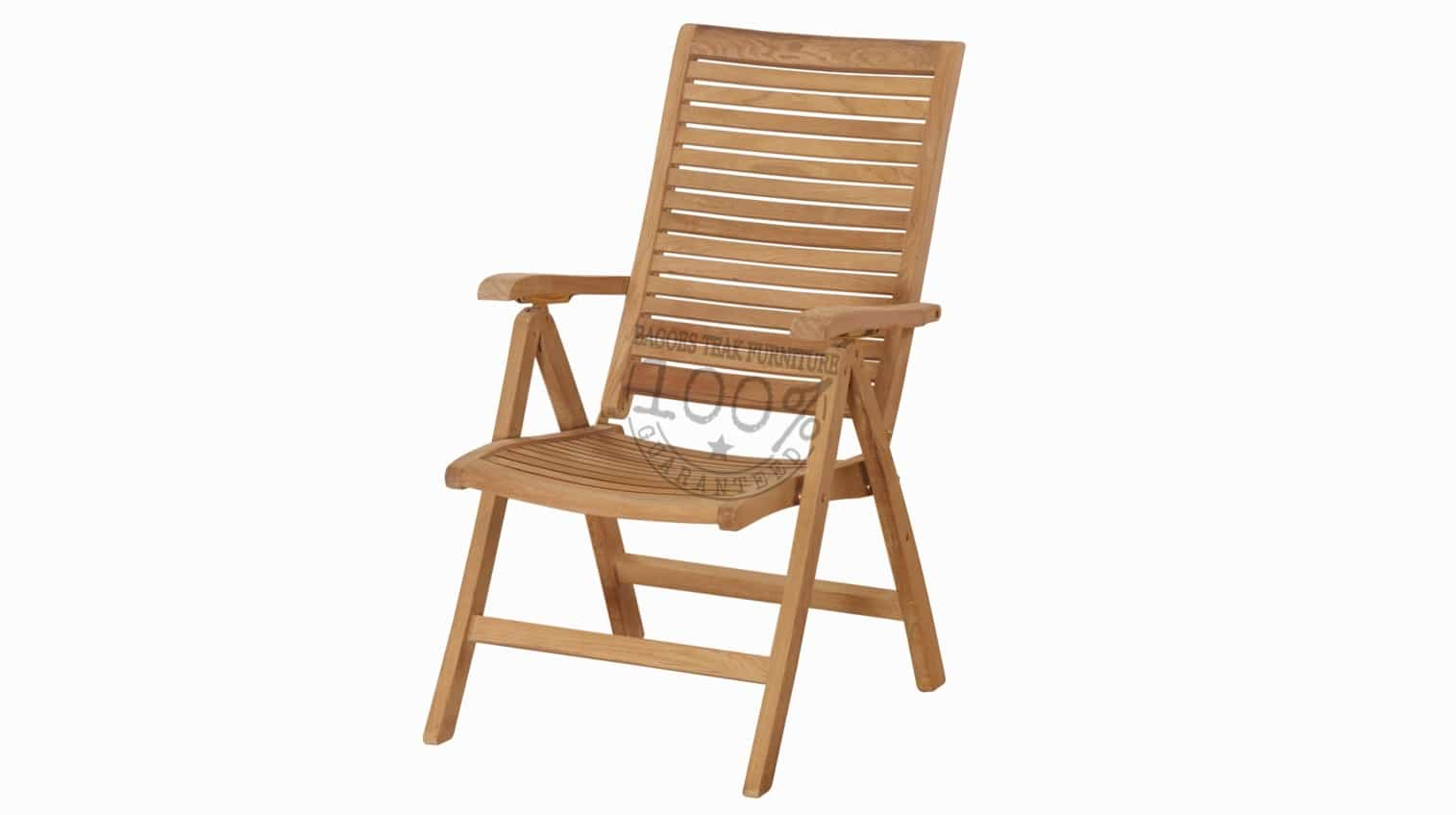 BC-100-HORISON-RECLINING-TEAK-CHAIR