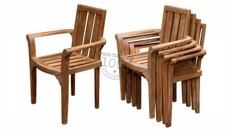 BC-106-CLASSIC-STACKING-ARM-TEAK-CHAIR