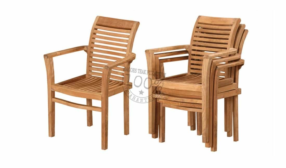 BC-108-NEW-STACKING-ARM-TEAK-CHAIR