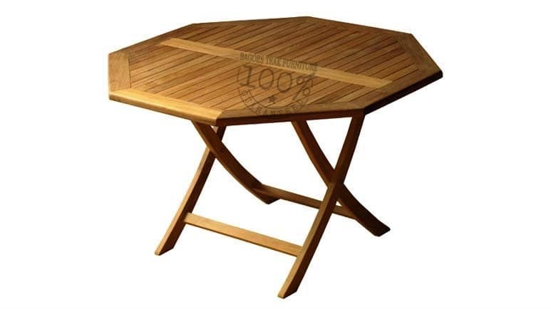 BT 040 OCTA FOLDING TEAK TABLE 120 If You Want To Discover Furnishings, Read Through This