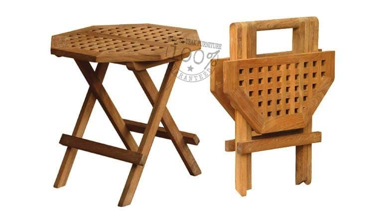 BT 048 OCTA PICNIC TEAK TABLE 50 Smart Ways To Get Furnishings For Your House