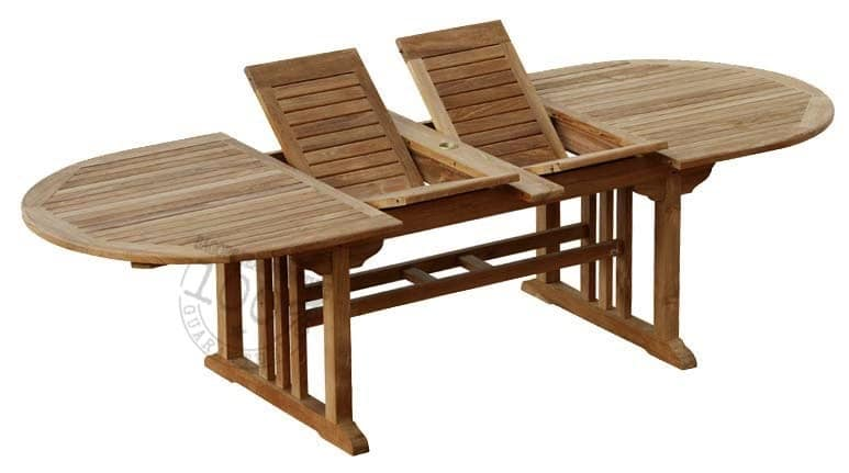 top guidelines of garden teak furniture indonesia view larger image - Garden Furniture Top View